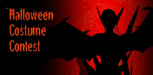 Halloween Costume Fan Art Contest 2012! image